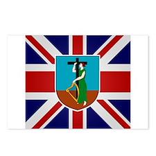 Montserratian Postcards (Package of 8)
