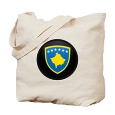 Coat of Arms of KOSOVO ISLAND Tote Bag