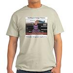 ID Rotary Motor Ash Grey T-Shirt