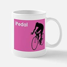 iPedal Pink iPod Spoof Mug