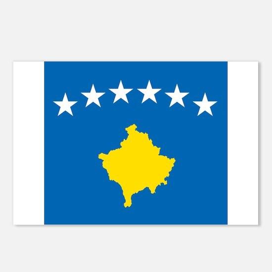 kosovan Postcards (Package of 8)