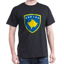 KOSOVO ISLANDS Coat of Arms T-Shirt
