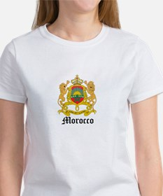 Moroccan Coat of Arms Seal Tee