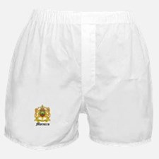Moroccan Coat of Arms Seal Boxer Shorts