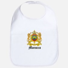 Moroccan Coat of Arms Seal Bib