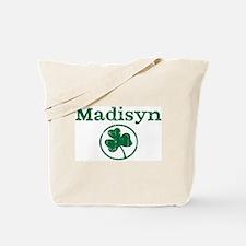 Madisyn shamrock Tote Bag