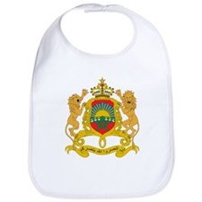Morocco Coat of Arms Bib