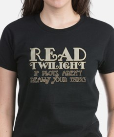 No Plot Twilight Tee