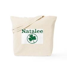 Natalee shamrock Tote Bag