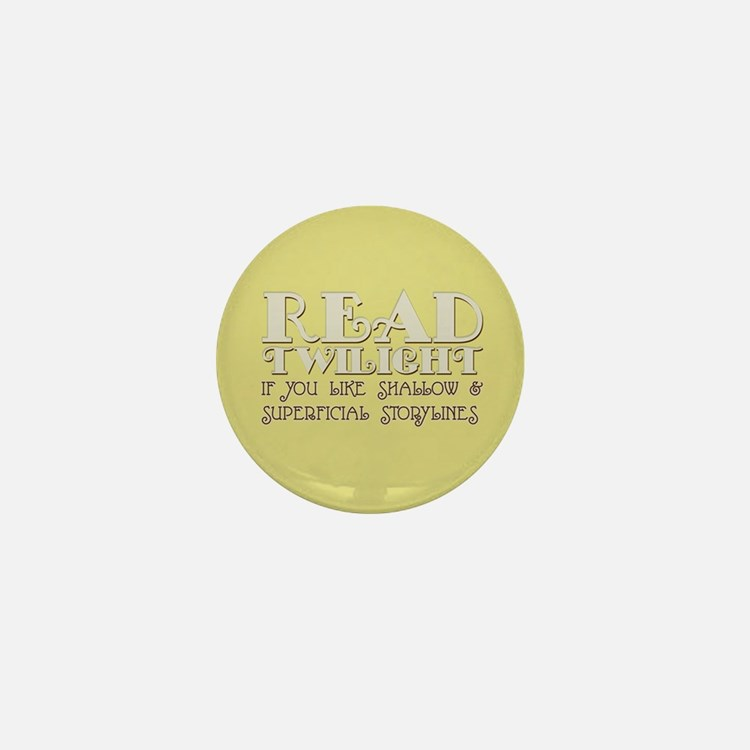 Twilight Superficial Mini Button