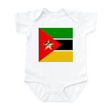 Mozambican Infant Bodysuit