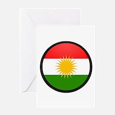 Kurdistan Greeting Card