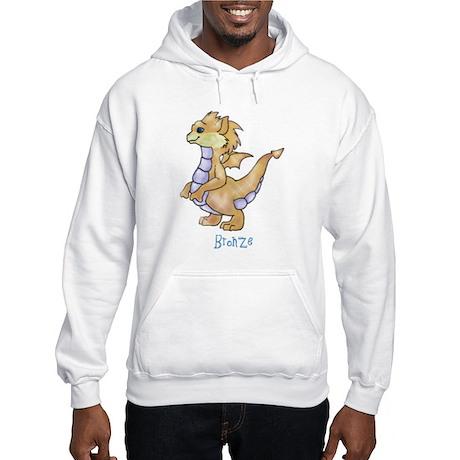 Bronze Hooded Sweatshirt