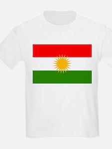Kurdistan Flag T-Shirt