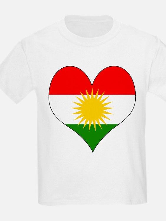 I Love Kurdistan T-Shirt