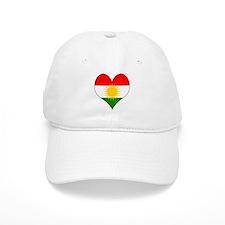 I Love Kurdistan Baseball Cap