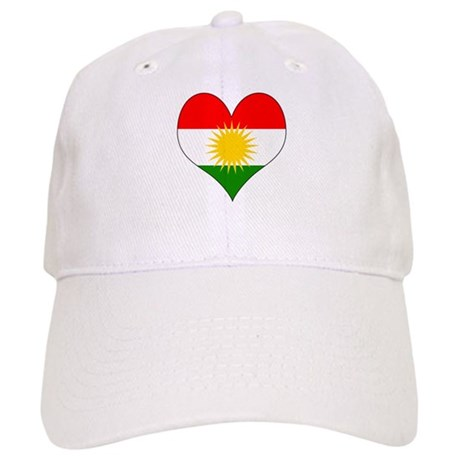 I Love Kurdistan Cap