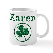 Karen shamrock Mug