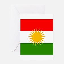 kurd Greeting Card