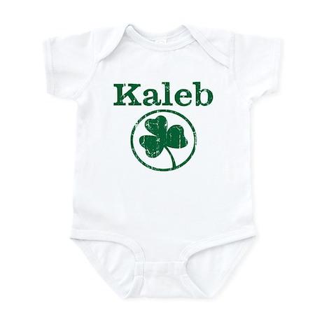 Kaleb shamrock Infant Bodysuit