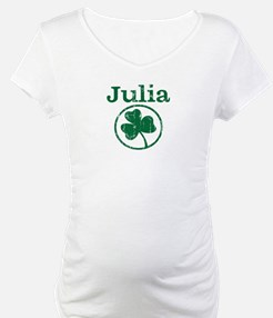 Julia shamrock Shirt