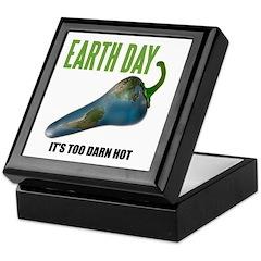 Earth Day Global Warming Jewel Box
