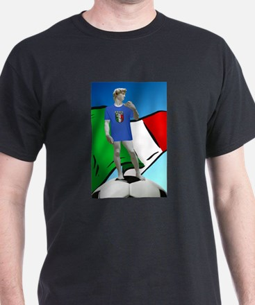 David Michelangelo Italy Calcio T-Shirt