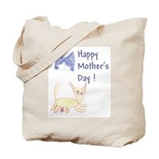 Cat's Meow! Mother's Day Tote Bag