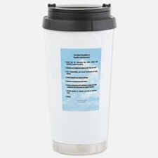 Positive Path Recovery Stainless Steel Travel Mug