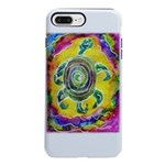 Abstract Turtle iPhone 7 Plus Tough Case