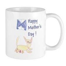 Cat's Meow! Mother's Day Ambidexterous Mug