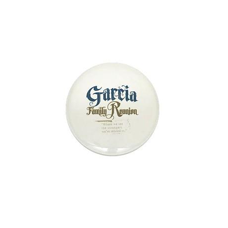 Garcia Family Reunion Mini Button (100 pack)