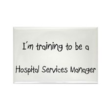 I'm training to be a Hospital Services Manager Rec