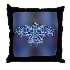 Hawk - Throw Pillow