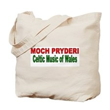 Moch Pryderi Tote Bag