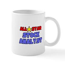 """All Star Stock Analyst"" Small Mug"
