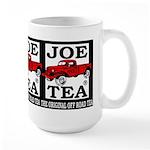 JOE TEA MUG LOGO Mugs