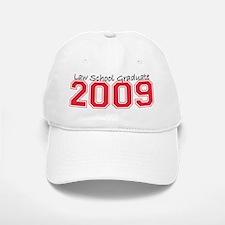 Law School Graduate 2009 (Red) Baseball Baseball Cap