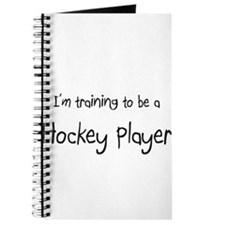 I'm training to be a Hockey Player Journal