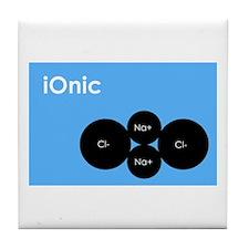 iOnic iPod Spoof Tile Coaster