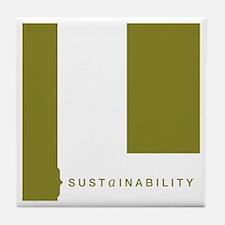 Sustainability Coaster