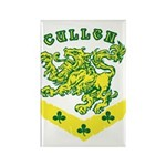 Cullen Crest Rectangle Magnet (100 pack)
