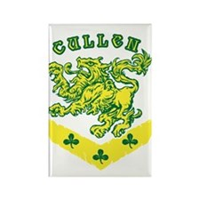 Cullen Crest Rectangle Magnet