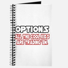 """Options...Cool Kids"" Journal"