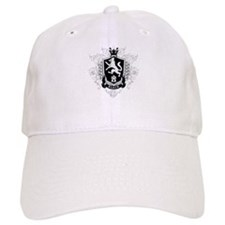Black Family Crest Baseball Cap