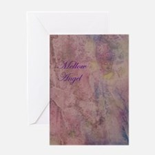 Mellow Angel Greeting Card