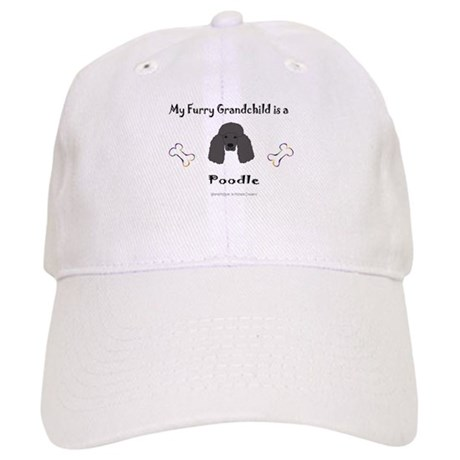 poodle gifts Cap
