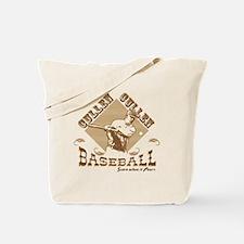 Vintage Cullen Baseball Tote Bag