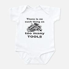 HANDY MAN/MR. FIX IT Infant Bodysuit