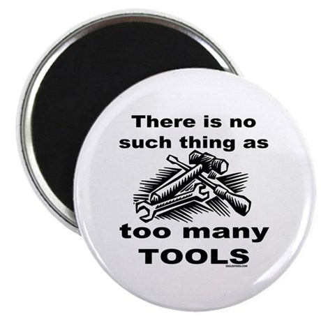 "HANDY MAN/MR. FIX IT 2.25"" Magnet (100 pack)"